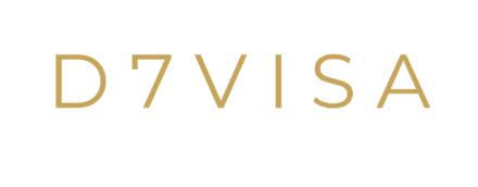 D7 Visa Portugal | Portuguese Passive Income Residency Logo